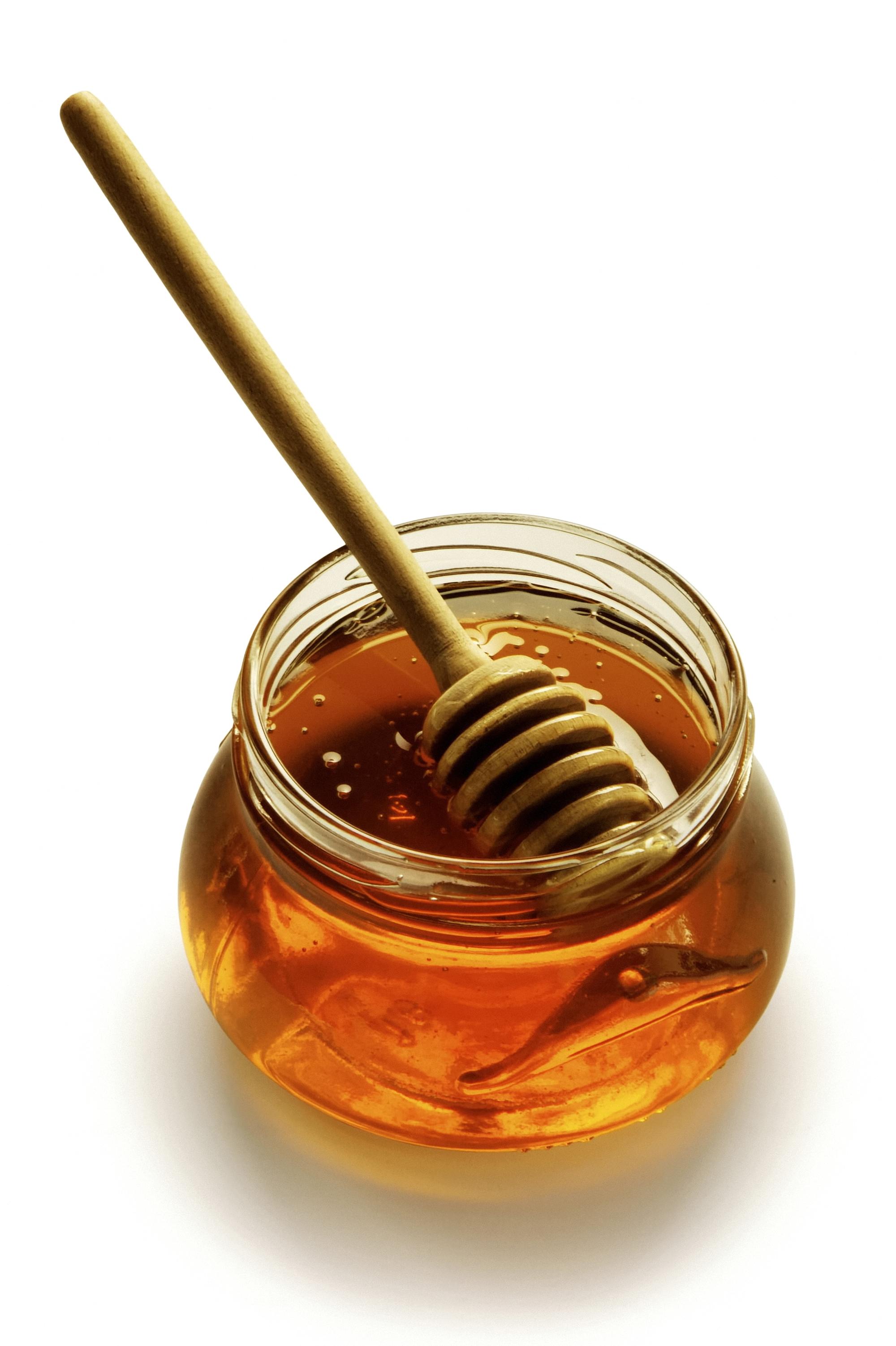 Honey treats poison oak