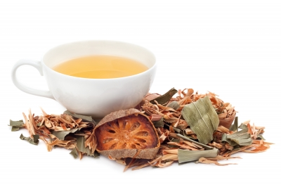 Red tea or Rooibus tea treats liver problems
