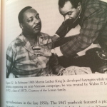 Martin Luther King was treated by homeopath Dr. Lomax in 1968.
